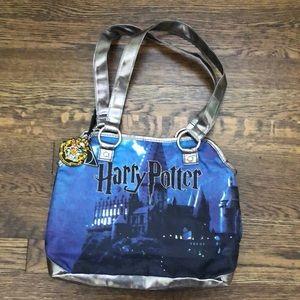 Bioworld Harry Potter Hogwarts Castle tote bag